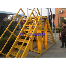 Bell FRP/GRP Handrails Fittings with Light Weight