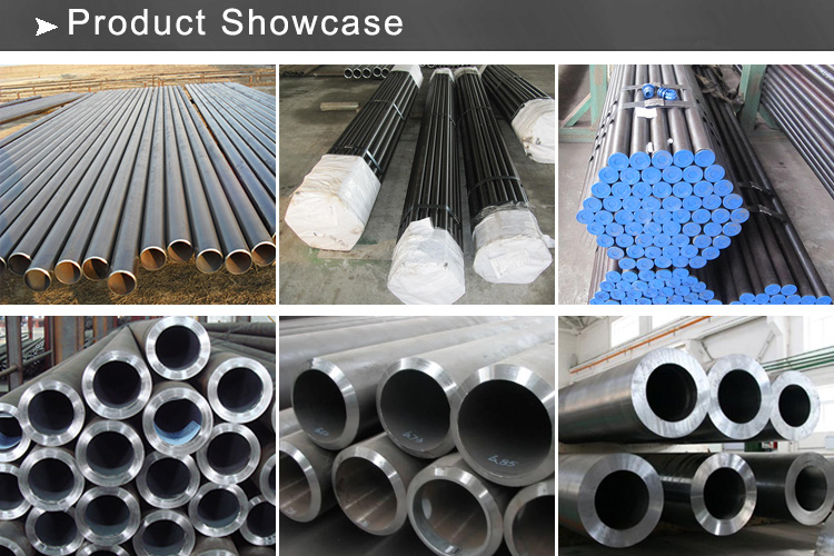 alloy pipe showcase