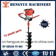 Cavador de postes profesional con certificación CE