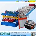 Машина для производства рулонной плитки для кровельной плитки