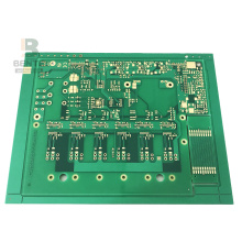 "BentePCB FR4 Tg150 Prototype PCB 4 Layers PCB ENIG 3u"" Impedance Control"