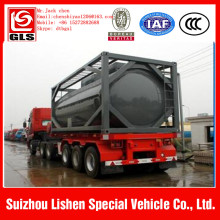20-24cbm iso tank container