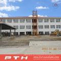 Instalación fácil Almacén de estructura de acero de gran tamaño personalizado