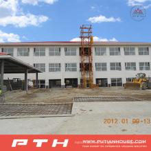 A instalação fácil personalizou o grande armazém da construção de aço do período