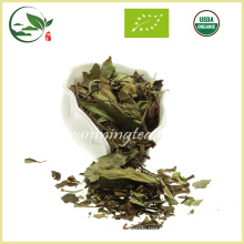 Organic First Grade Chinese Bai Mu Tan White Tea