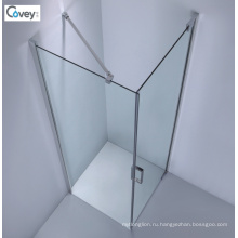 Толщина стекла толщиной 8 мм / 10 мм Санитарная посуда / Душевая коробка (Kw011-011d)