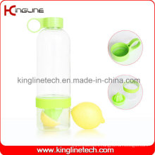 800ml Juice Shaker with Squeezer & Container Drinking Healthier Lemon Cup (KL-7042)