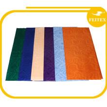 100% хлопок оптовая галила Гвинея парчи ткань леди платье базен Абая жаккардовое платье фото FEITEX