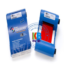 Zebra P100i, P110i, P120i Red 1000 Image 800015-902 ID Card Printer Ribbon