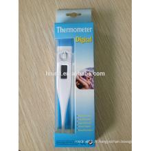 Thermomètre numérique (60 secondes)