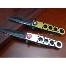 """9 """"cuchillo de la supervivencia de la lámina de la sierra (SE-108)"""