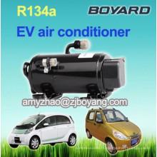 R134A DC 12 V mini fréon bldc compresseur pour réfrigérateur HB075Z12 pour solaire voiture 5000 btu air conditionné