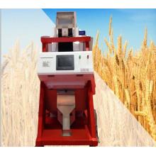 Classificador de cor de arroz pequeno câmera CCD