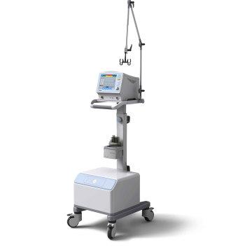 Terapia CPAP ventilador médico recién nacido ventilador con Ce (SC-NV8)