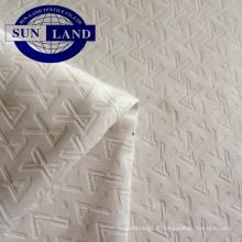 doublure tricot trame tricot interlock polyester 100% soie