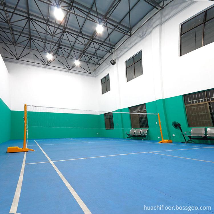Badminton Sport Floor