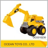 Good gift for boys simulation friction excavator toy car OC0310230