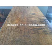 Laminate Floor Registered Handscraped Surface