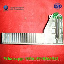 Pieza de aleación de aluminio de torneado de encargo del CNC del torneado de encargo