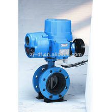 Intelligent Electric butterfly valve actuator