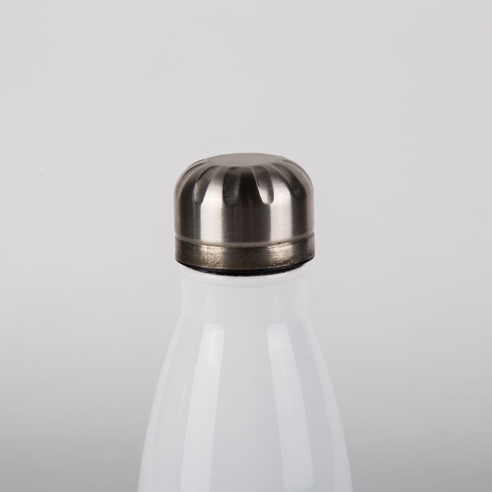 350ML Cola Vacuum Stainless Steel Thermos Water Bottle