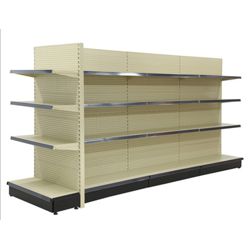 Hot Sale Shelf Supermarket Equipment Wholesale Shelves Shelves and Racks Single Shelving Unit