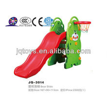 Lovely Animal Outdoor Play Slide Amusement Equipment