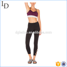 Fashion custom printed fitness ladies yoga suits