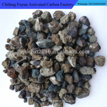 China-Fabrik-granuliertes Schwamm-Eisen für Wasserbehandlung