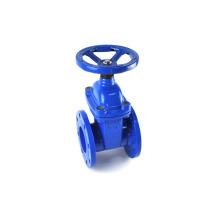 cara elevada (rf), cara completa (ff), conexión de extremo de tipo anillo (rtj) válvula de compuerta de tipo brida doble extremo