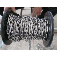 Cadena de acoplamiento de acero inoxidable de corto, medio largo tipo