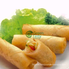 High Quality IQF Frozen Spring Rolls