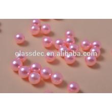 Vente en gros 10mm ABS perle sans Trou
