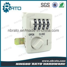Panel Combination Lock for Safe Door