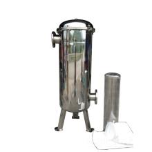 Beutelfiltergehäuse aus Edelstahl für Bewässerungssystem