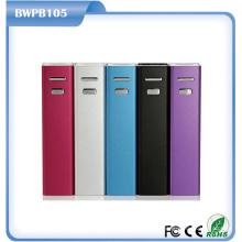 Lippenstift Power Bank Competitive Preis-Portable Backup-Ladegerät