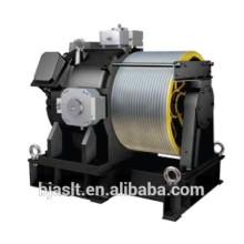 Machine de traction pour ascenseur / pièces d'ascenseur