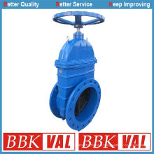 BS5163 Resilient Seated Gate Valve Non Rising Stem and Rising Stem Wras Approved