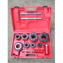 """HLG-X Kit de rosca de trinquete para tubos de 1/4 """"a 2"""""""