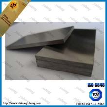 Especializado en hojas de titanio TA2 TA1 99.9%