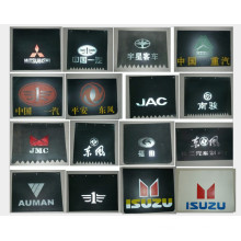Universal Trailer Plastic Mudflap with You Logo