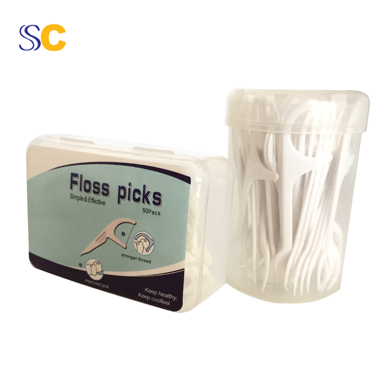 Dental Floss Pick Box