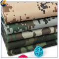 Polyester Camouflage Canvas Tarp