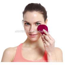 Facial massage machine visage beauté masseur facial vibrant massage facial