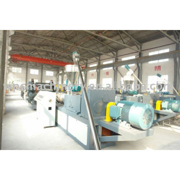 WPC skinning foam board machine line