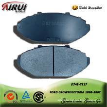SEMI-METALLIC BRAKE PAD FOR FORD CROWN VICTORIA 1998-2002