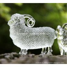 Crytsal Animals for Gife and Decoration Ks03096 Crytsal Animals