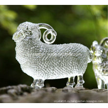 Кристалл животных для подарок и украшения Ks03096 Кристалл животных