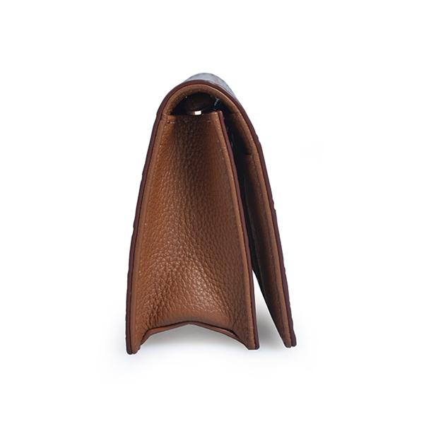 women crocodile mini crossbody chain bag women leather handbags