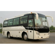 8m Long Rear Engine 35 Seaters Bus with Air Suspension